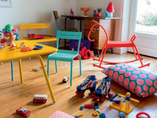 mobilier enfant, table enfant, chaise enfant, salle de jeu