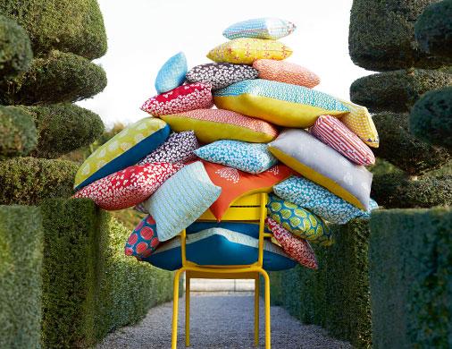 Les coussins outdoor fermob accessoires d coratifs for La boutique deco