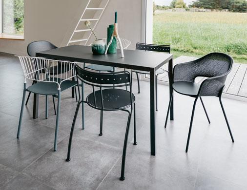 fauteuil de jardin, chaise metal, chaise terrasse