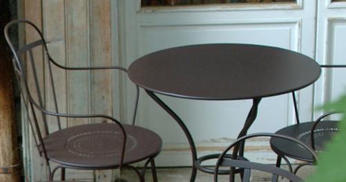 fauteuil de jardin Louvre