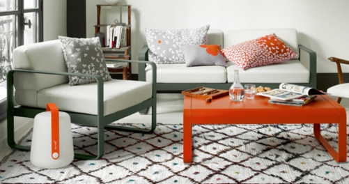 Canapé de jardin Bellevie