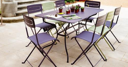 table de jardin Manosque