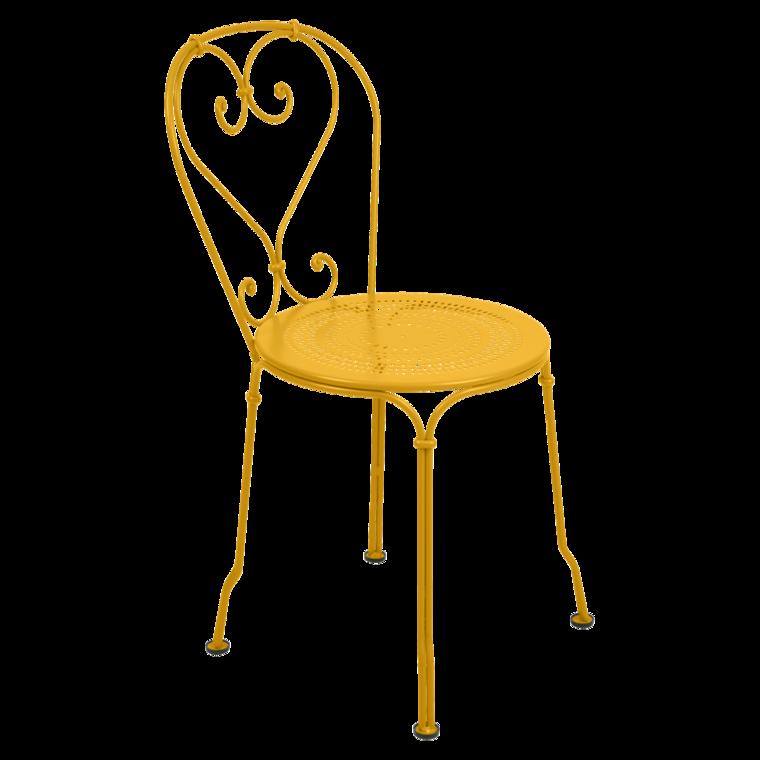 Stuhl 1900, Gartenstühle Aus Metall, Gartenmöbel