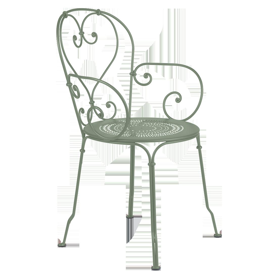 fauteuil de jardin 1900