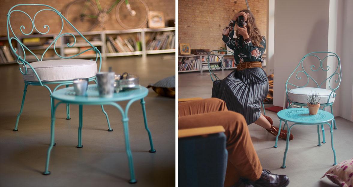 salon de jardin ensemble de jardin mobilier de jardin fauteuil de jardin avec - Salon De Jardin Mtal Color