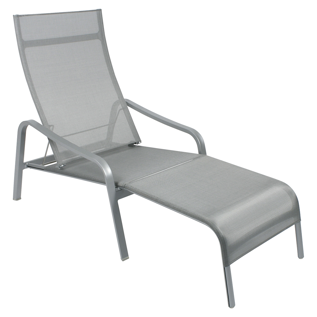 deck chair aliz chaise longue de jardin. Black Bedroom Furniture Sets. Home Design Ideas