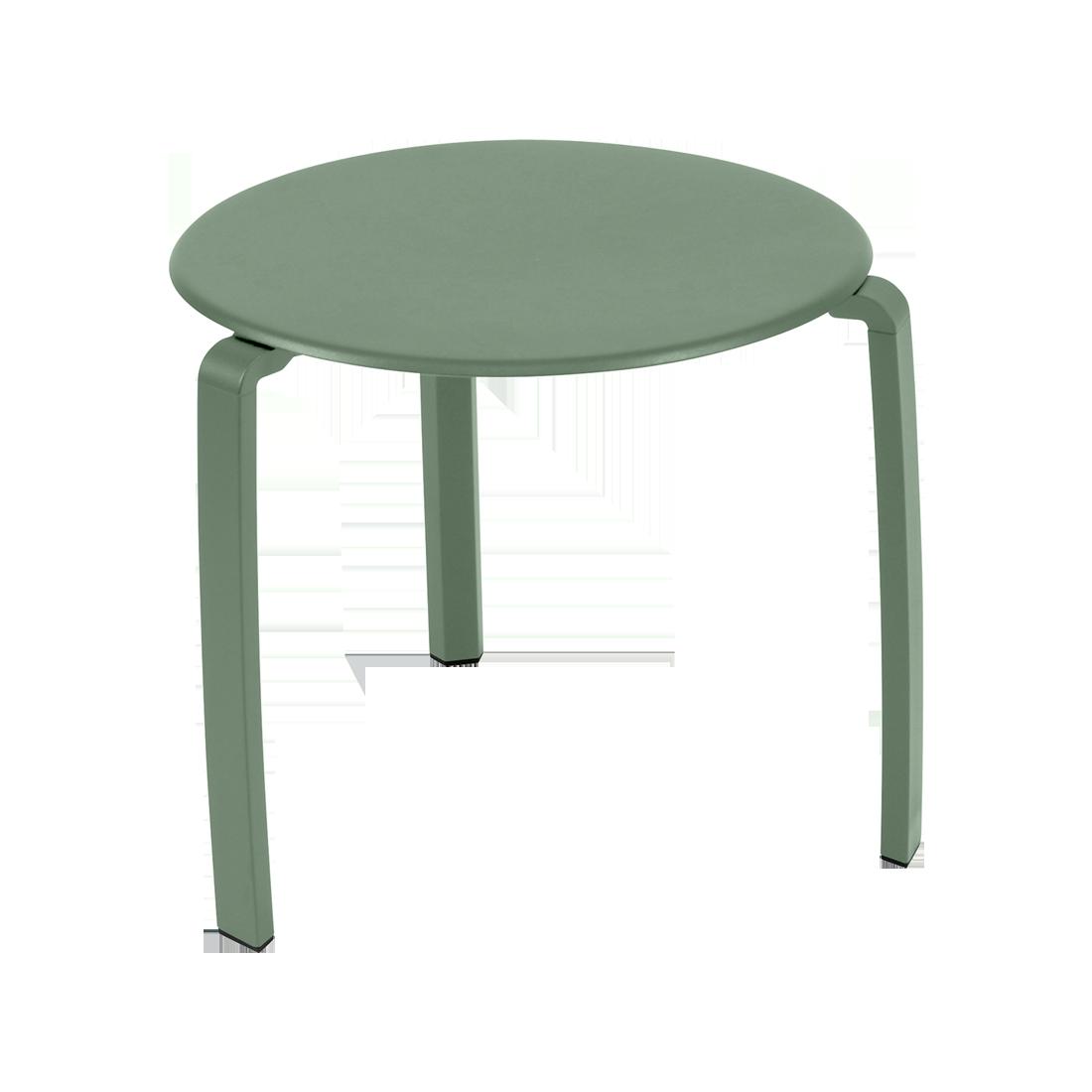 petite table basse en métal