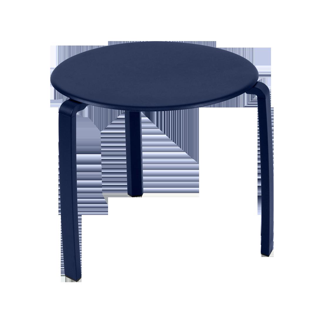 petite table basse metal, petite table basse, petite table basse bleu