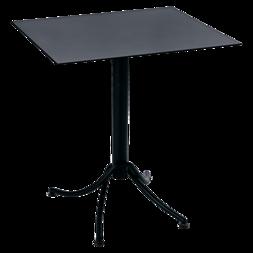 mobilier restaurant, table de terrasse metal, Fermob
