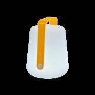 lampe balad, lampe fermob, lampe outdoor, lampe sans fil, lampe terrasse, lampe fermob miel