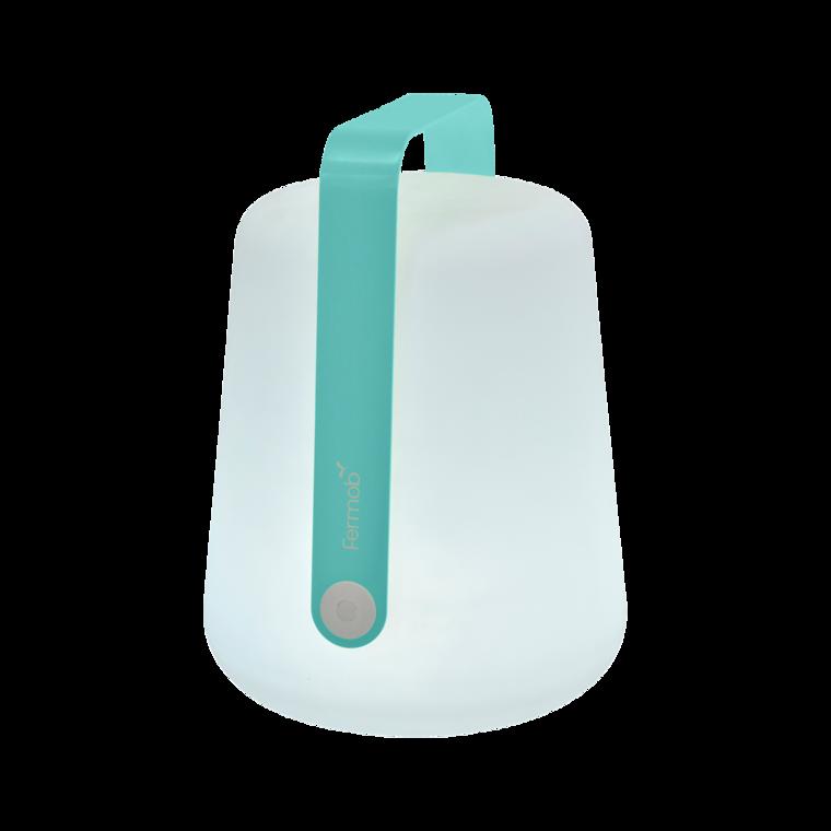 Lampe Balad H.38 cm, Handleuchte, outdoor Lampe