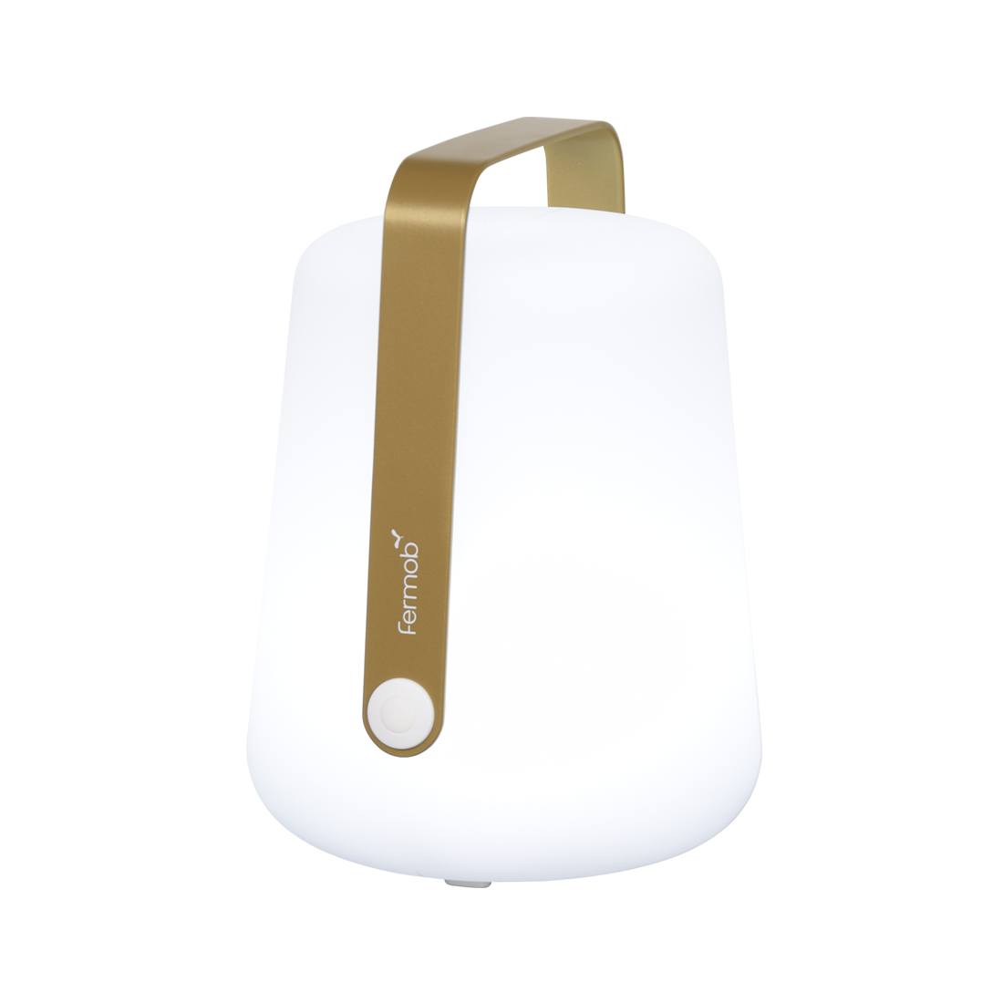 Lampe Balad H38.cm Gold Fever