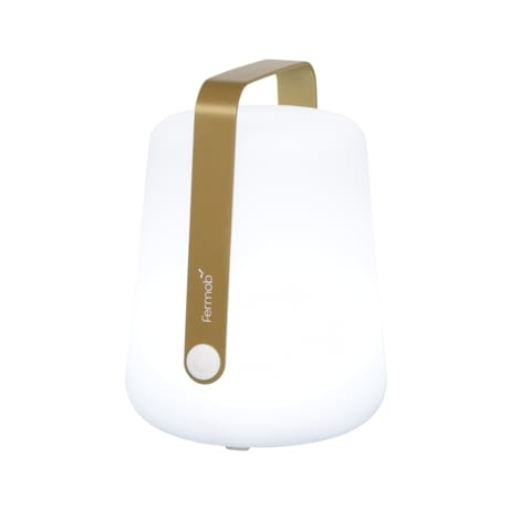 Lampe Balad H38.cm Gold Fever