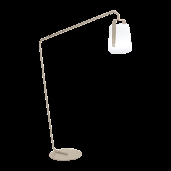 pied de lampe Balad beige