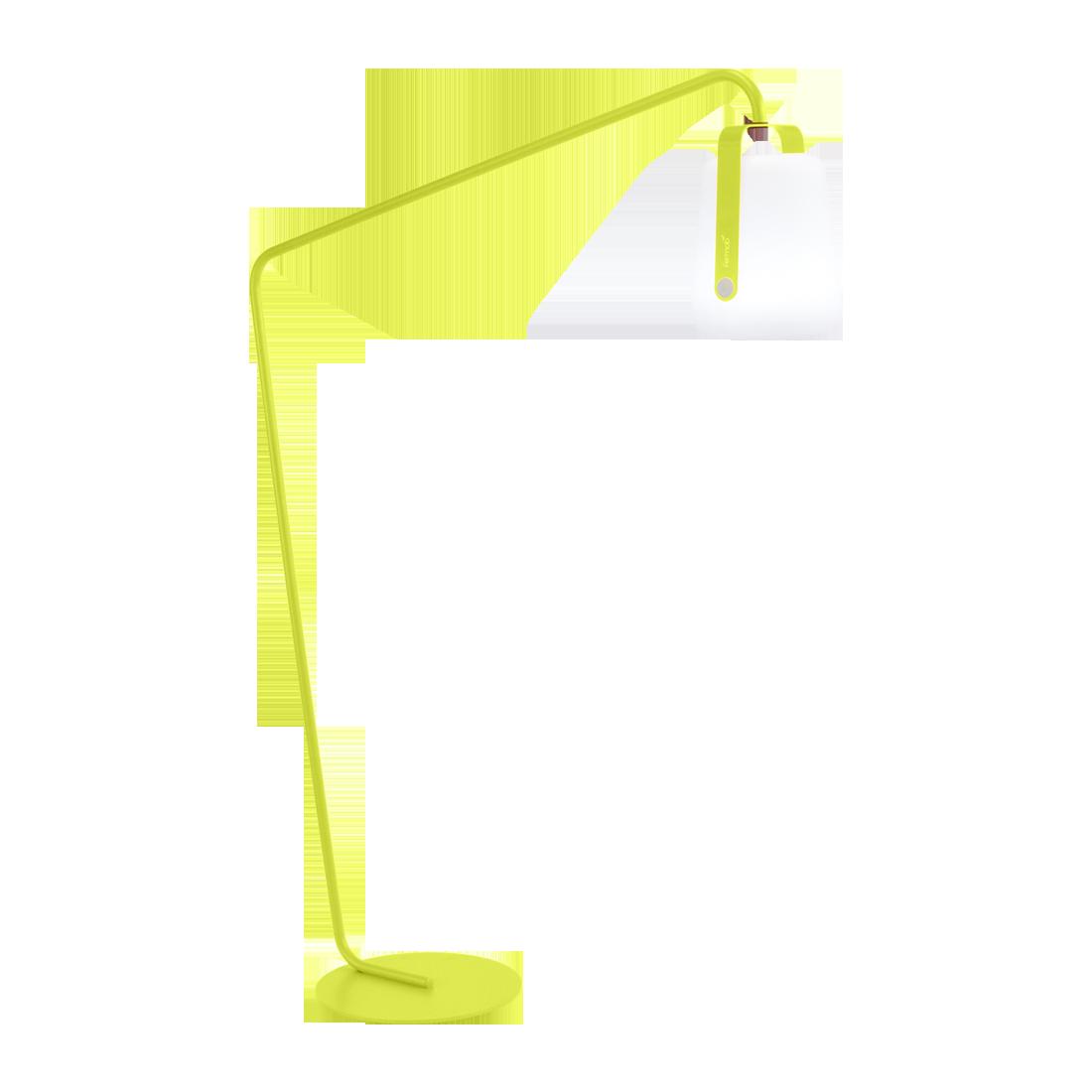 pied de lampe Balad vert