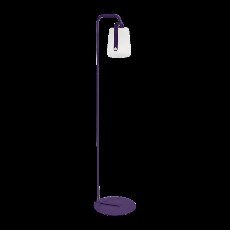 pied de lampe Balad violet