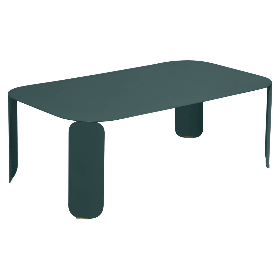 table basse metal, table basse fermob, table basse design, table basse gris