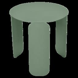 table basse design, table basse metal, table basse fermob, table basse vert