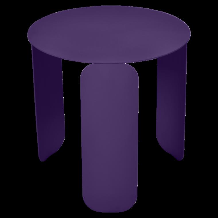 Table Basse ø45 Cm Bebop Fermob Table Basse En Metal