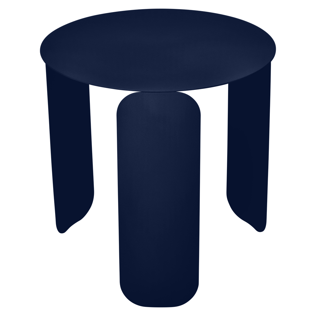 table basse design, table basse metal, table basse fermob, table basse bleu