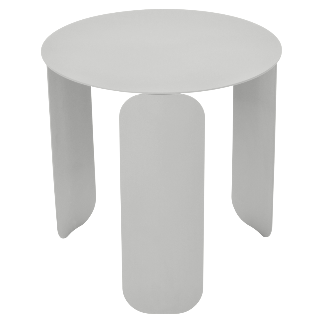 table basse design, table basse metal, table basse fermob, table basse gris