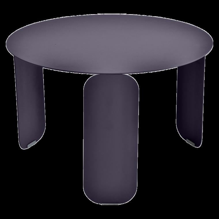 Table Basse ø60 Cm Bebop Fermob Table Basse En Metal