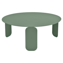 table basse metal, table basse design, table basse fermob, table basse vert