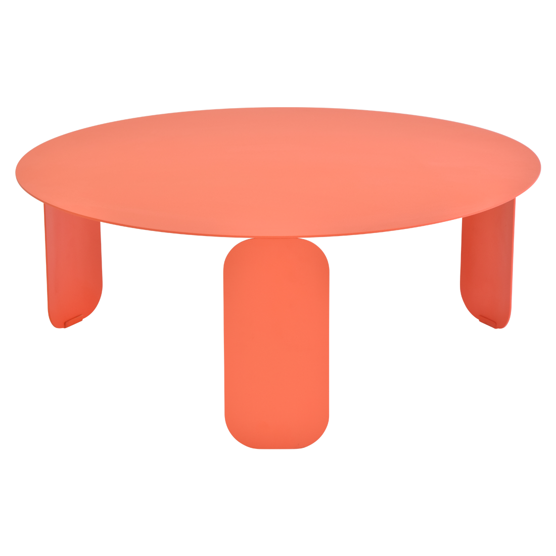 table basse metal, table basse design, table basse fermob, table basse rose