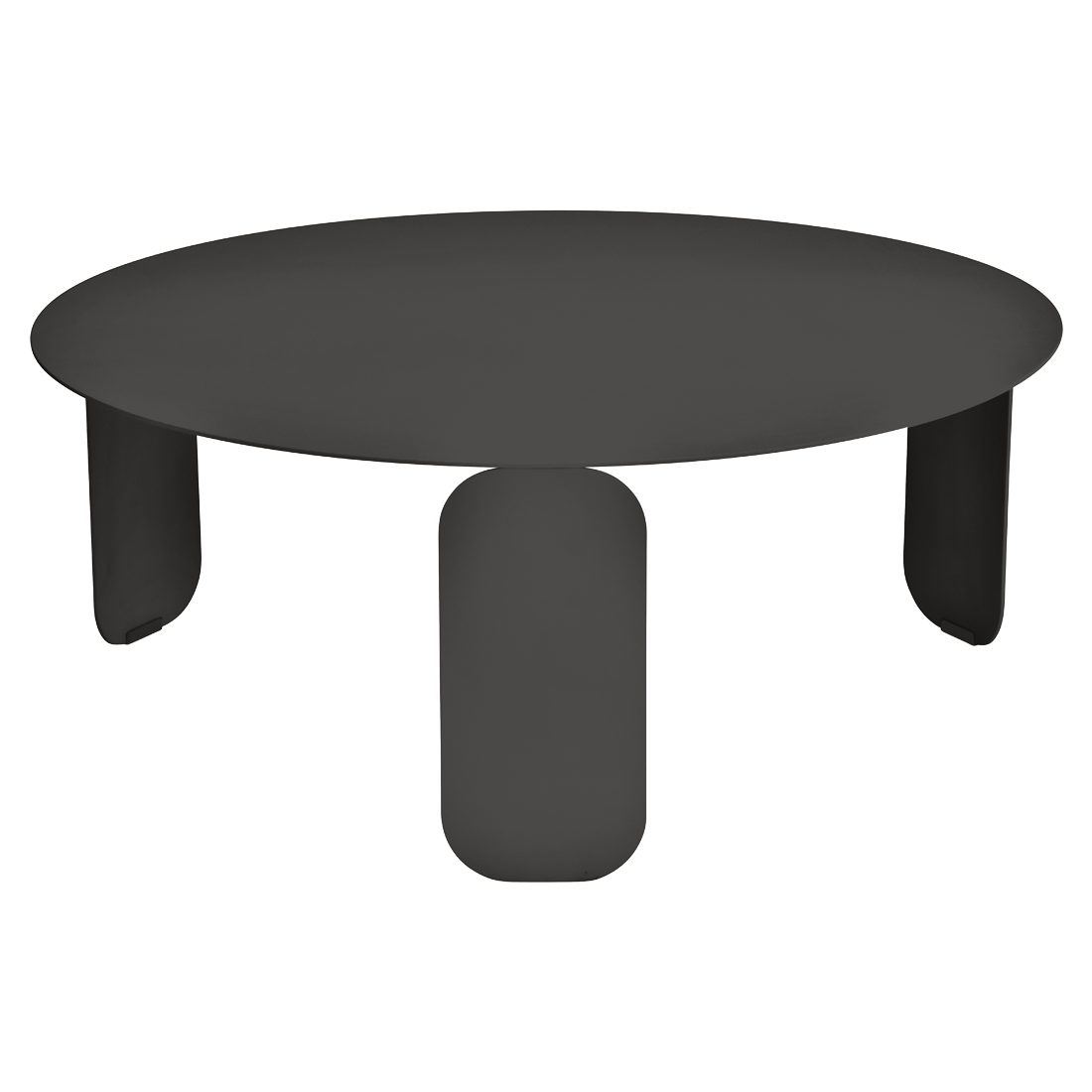 table basse metal, table basse design, table basse fermob, table basse noir