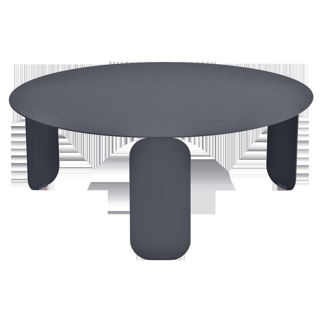 table basse metal, table basse design, table basse fermob, table basse noir