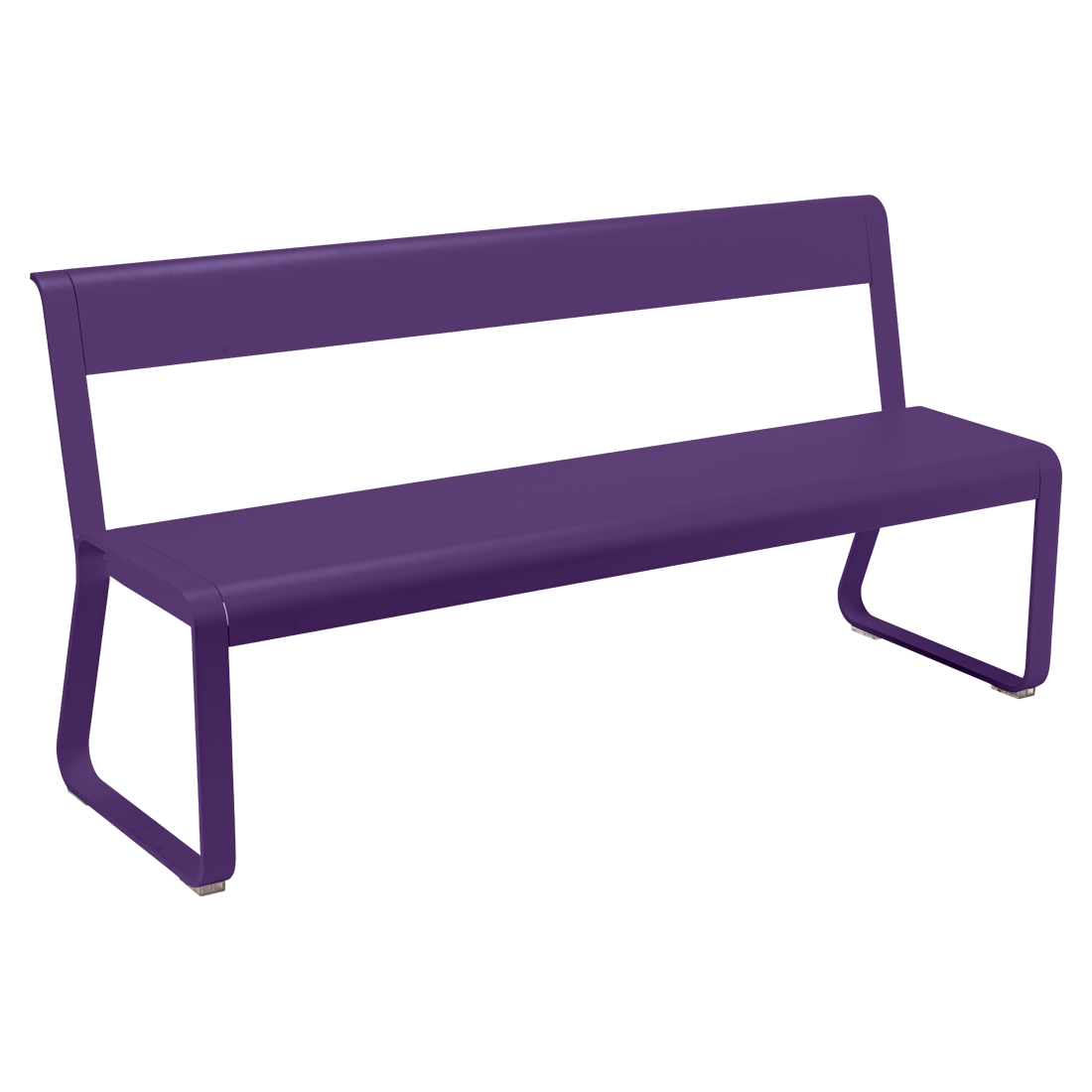 Bellevie Bench Designer Metal Bench Outdoor Furniture