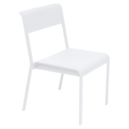 chaise metal, chaise de jardin, chaise metal design, chaise metal blanc