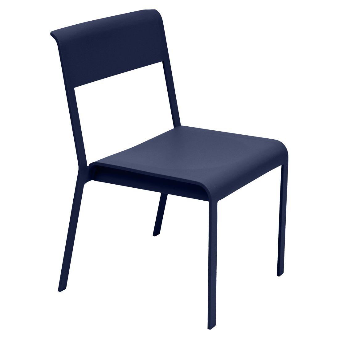 chaise metal, chaise de jardin, chaise metal design, chaise metal bleu
