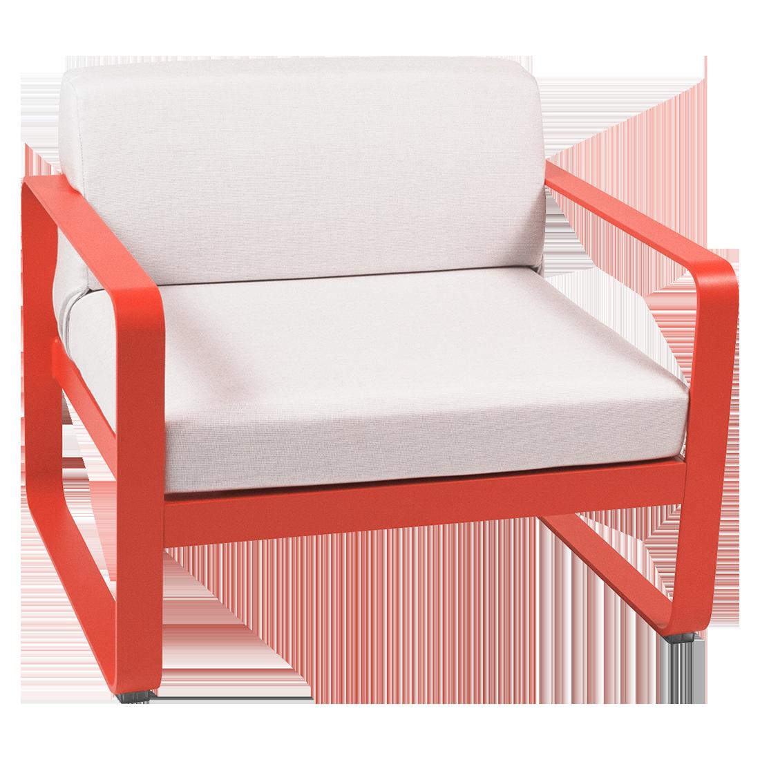 Armchair   Off White Cushions