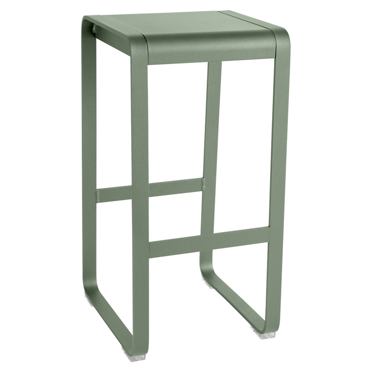 tabouret haut bellevie tabouret de bar en metal fermob. Black Bedroom Furniture Sets. Home Design Ideas