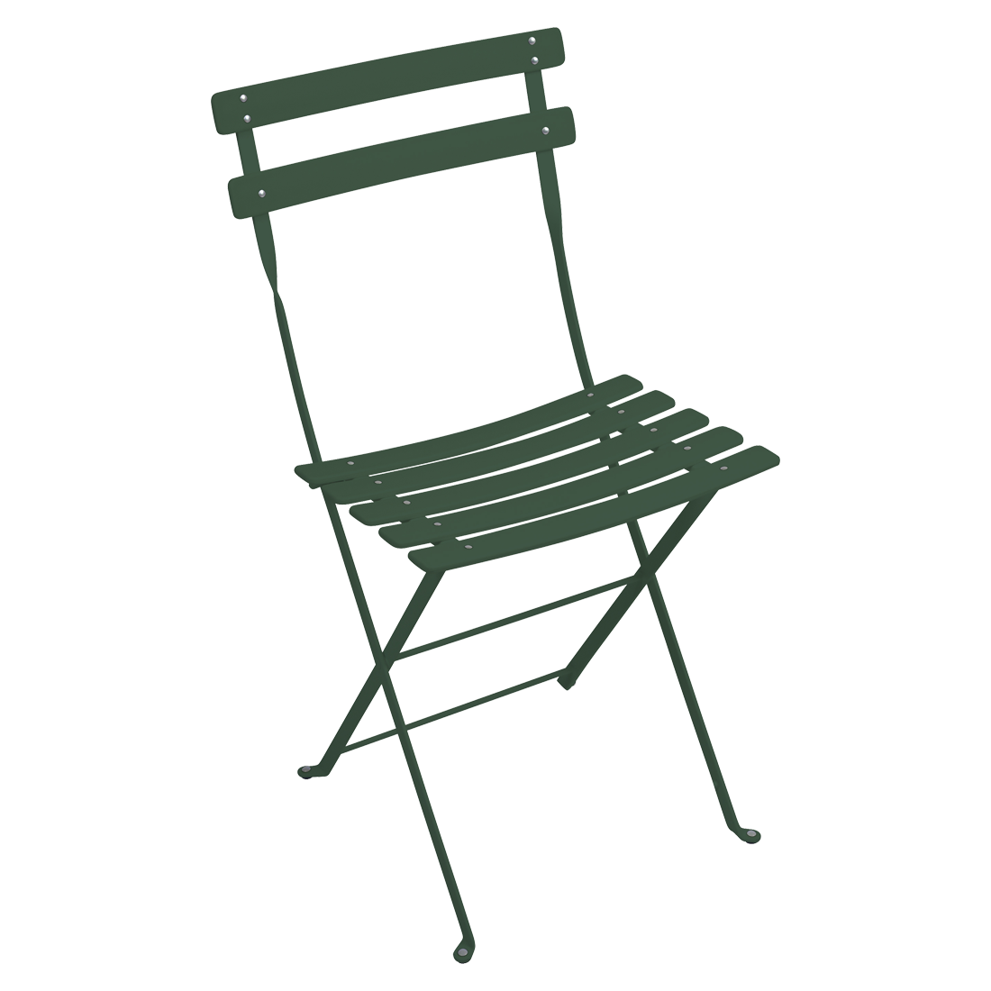 Chaise duraflon bistro chaise en r sine duraflon - Chaise de jardin fermob ...