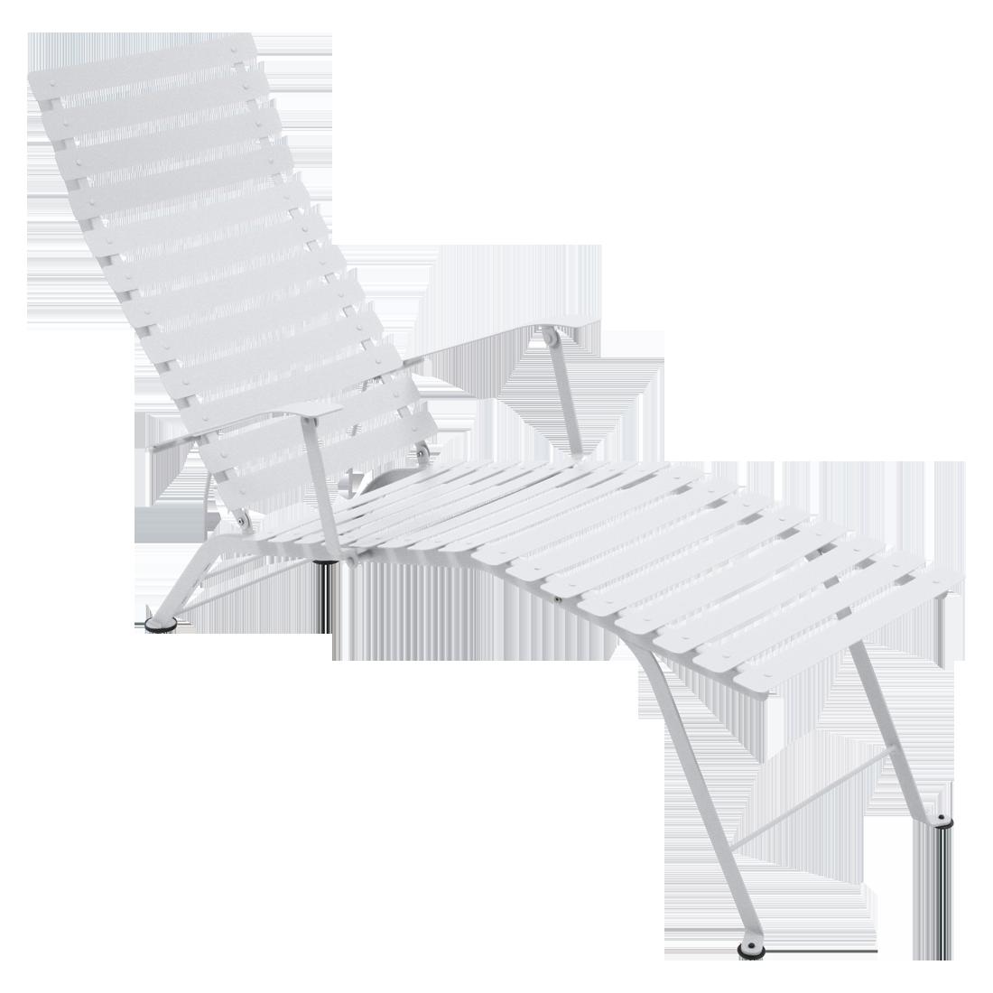 Chaise longue bistro chaise longue de jardin for Chaises longues de piscine
