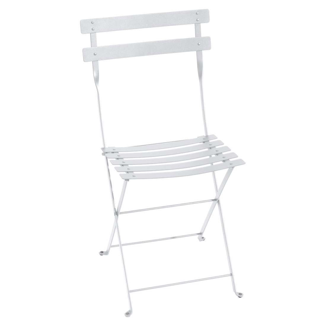 chaise bistro, chaise bistrot, chaise metal pliante, chaise fermob, chaise pliante, chaise de jardin, chaise pliante blanche
