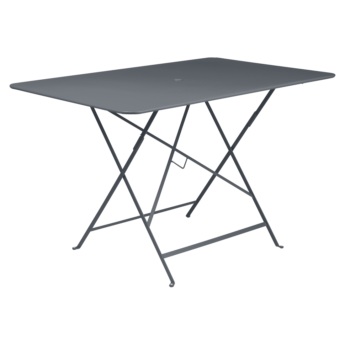 Table bistro 117x77 cm table de jardin table pliante jardin - Table pliante de jardin ...