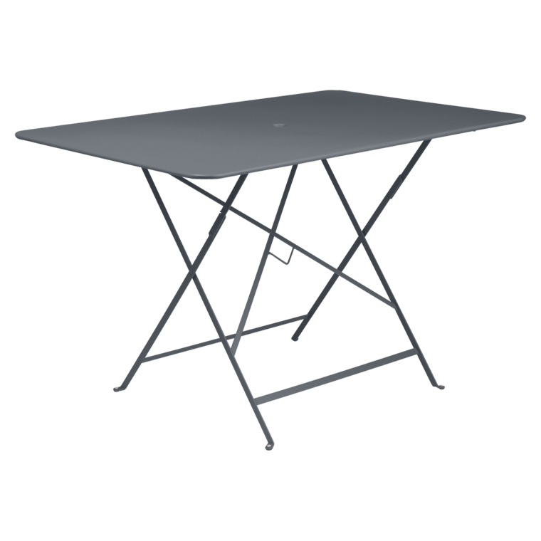 Table Bistro 117x77 cm, table de jardin, table pliante jardin