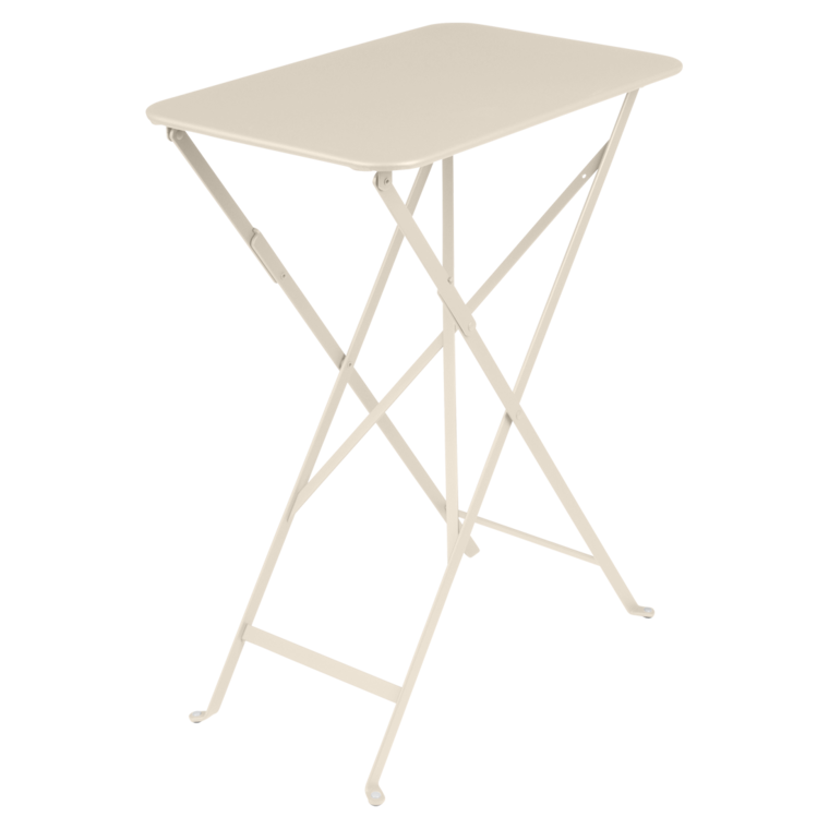 Table Bistro 37x57 cm, table de jardin, table pliante jardin