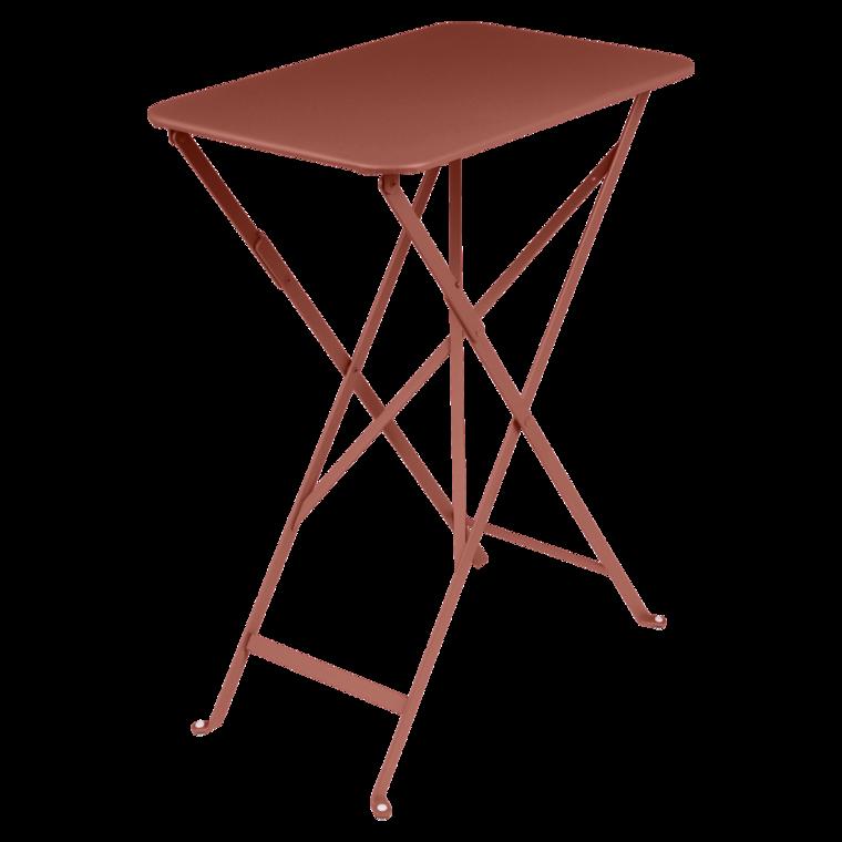 Table Bistro 37x57 cm, table de jardin, table pliante jardin