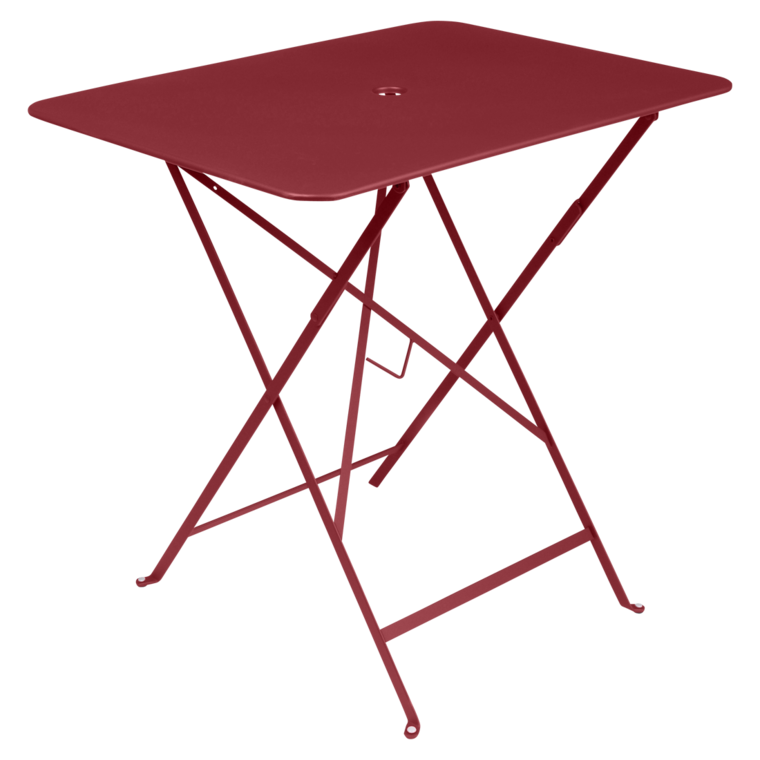 table bistro 77x57 cm table de jardin table pliante jardin. Black Bedroom Furniture Sets. Home Design Ideas