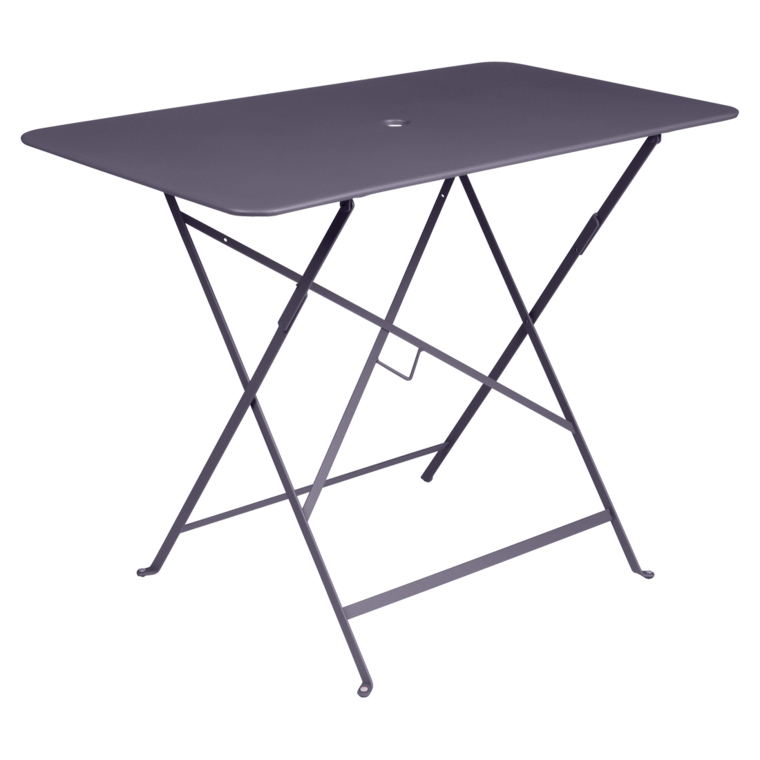 97x57 cm Bistro table, metal table, outdoor furniture