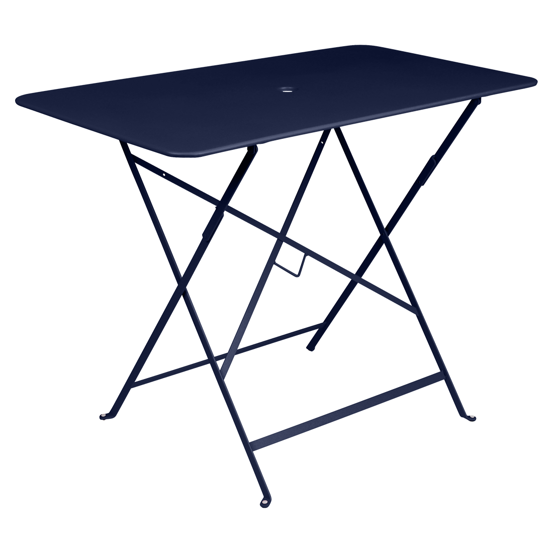 97x57 Cm Bistro Table Metal Table Outdoor Furniture
