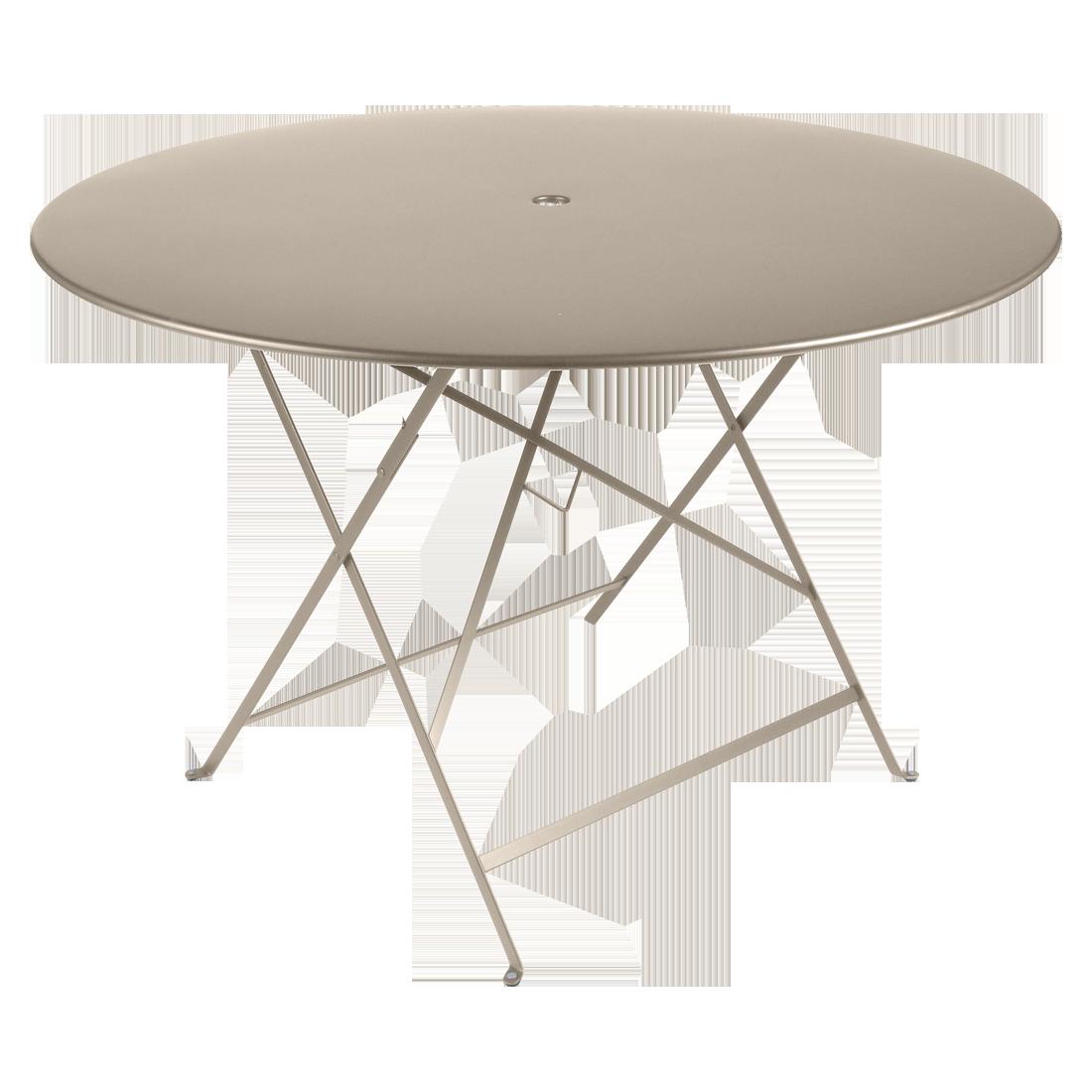 petite table metal, table de jardin fermob, table bistro, petite table pliante, table beige