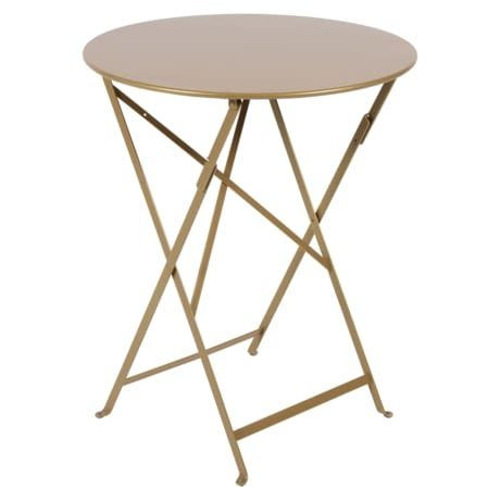 Table 60 cm Gold Fever