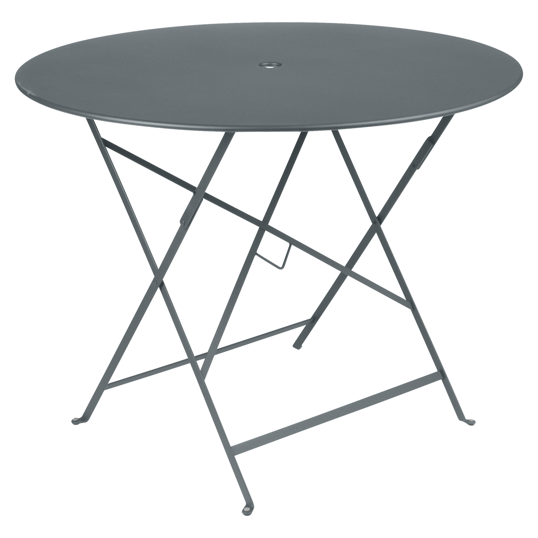Table Bistro ronde 96 cm, table de jardin, table ronde jardin
