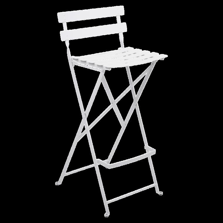 Barhocker Bistro, hohe Gartenstühle, klappbare Gartenmöbel