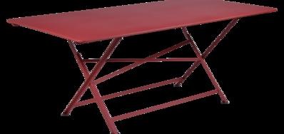 Cargo rectangular table, garden table for 8, outdoor furniture - Fermob